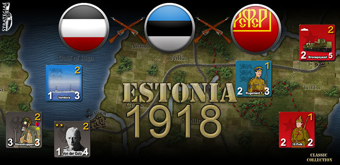 Release of Estonia 1918