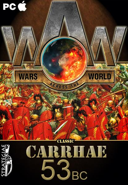 Carrhae 53 Cover