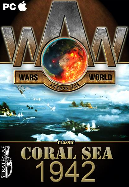 Couverture Coral Sea 1942
