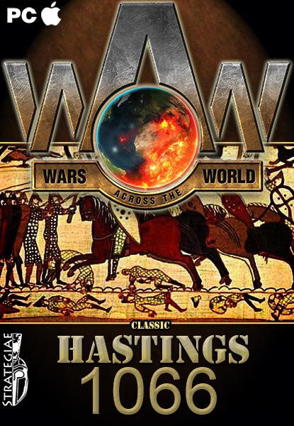 Couverture Hastings 1066