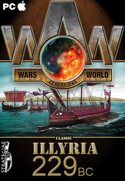 Illyria 229 BC Cover