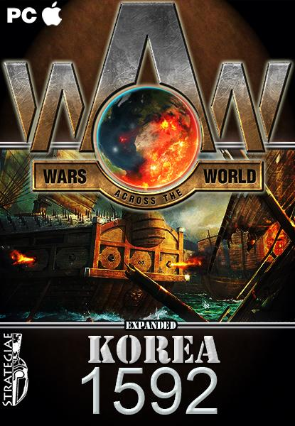 Korea 1592 cover