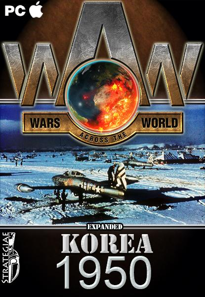 Korea 1950 Cover