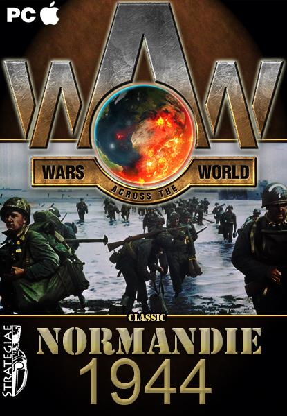 Normandy 1944 Cover
