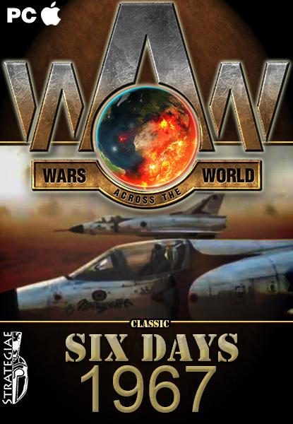 Six Days 1967 Cover