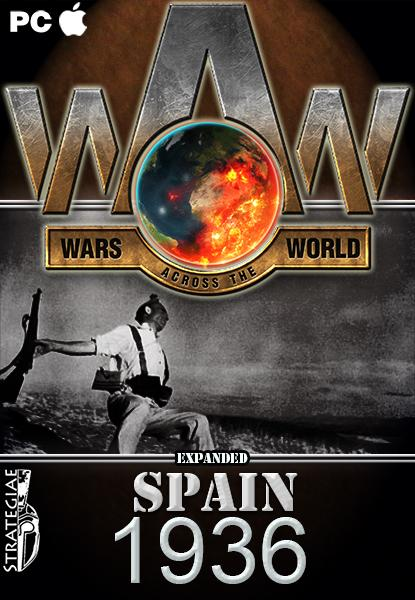 Spain 1936 Cover