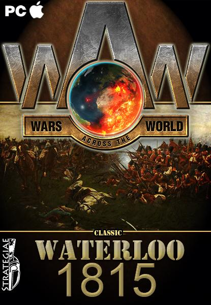 Couverture Waterloo 1815