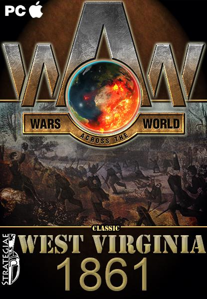 West Virginia 1861 Cover